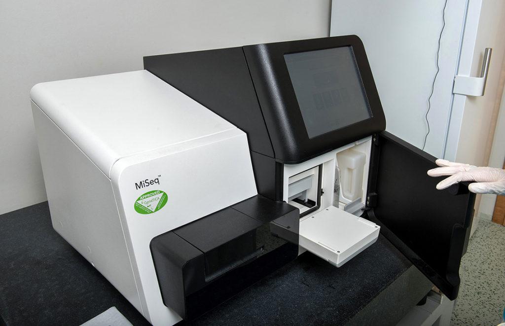 Vyšetření panelu genů ONKO